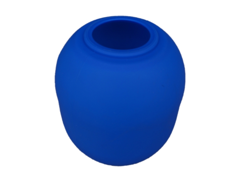 Moulded Silicone Rubber Bottle