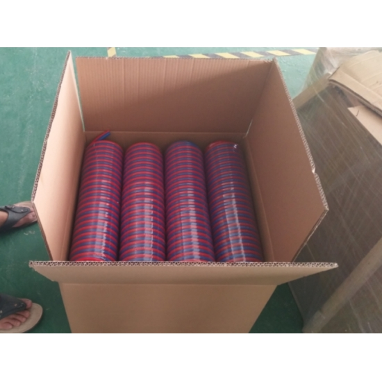 Pneumatic Polyurethane Hose Colored Air Tubing